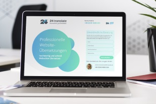 Agentur für B2B Marketing - 24translate Contao CMS